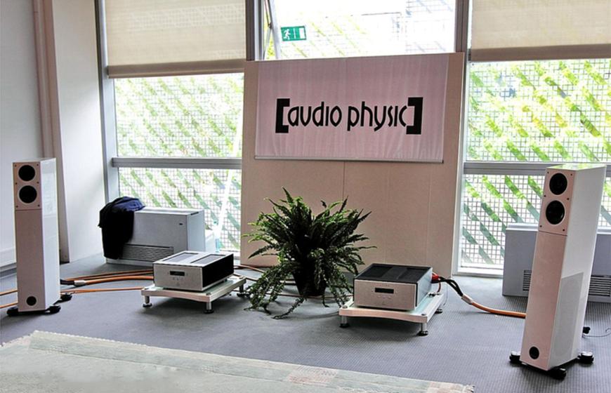 Loa Audio Physic Avanti chat