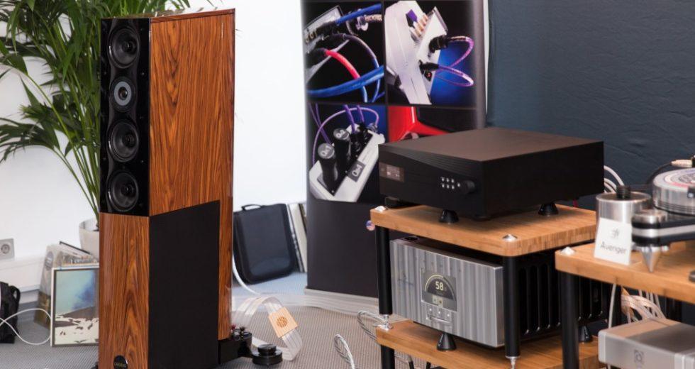 Cặp loa hiend đáng tin cậy của Đức: Loa Audio Physic Cardeas 30 Jubilee Edition