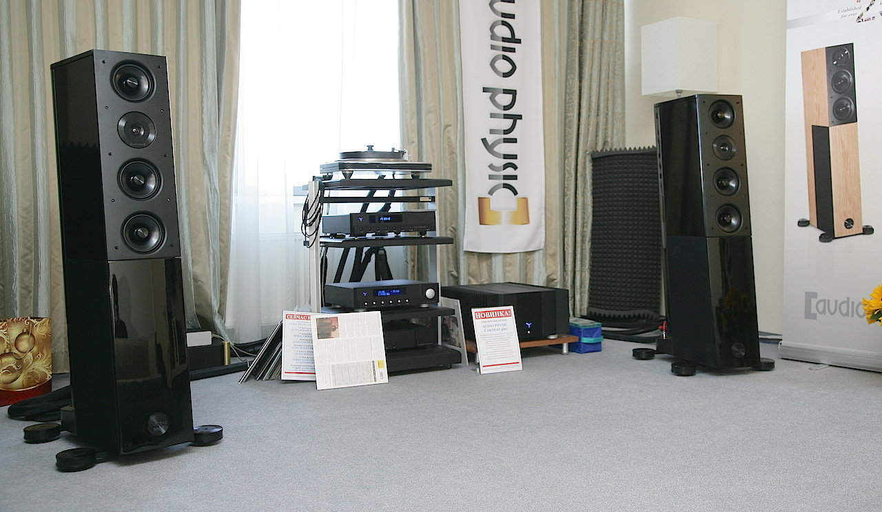 Loa Audio Physic Cardeas plus+ chat