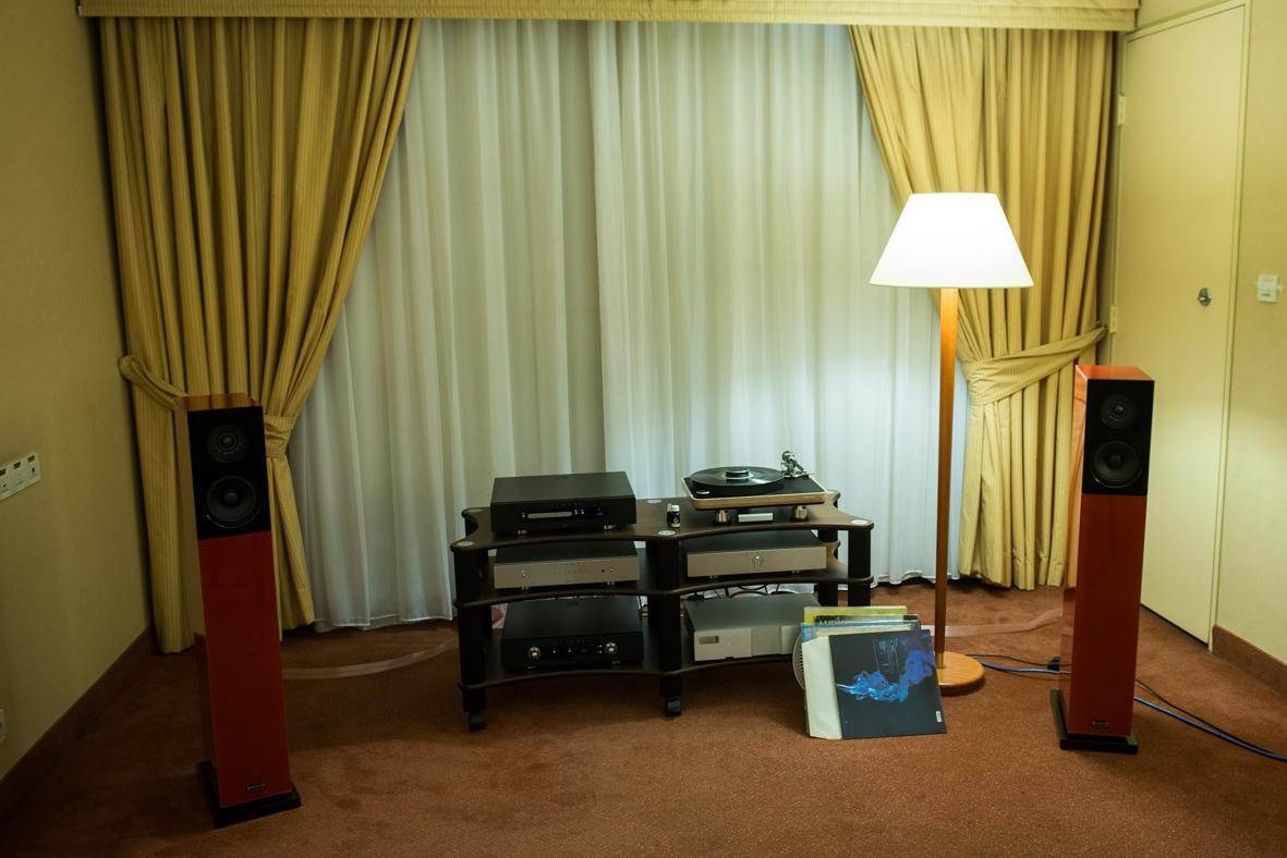 Loa Audio Physic Classic 20 tot