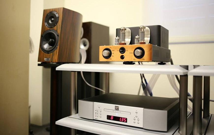 Loa Audio Physic Step plus dep