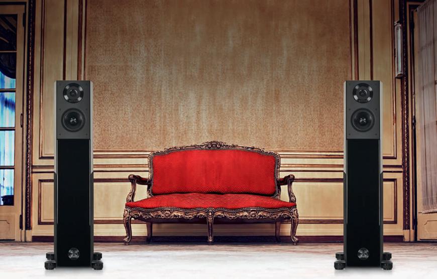 Loa Audio Physic Virgo 25 plus+ tot
