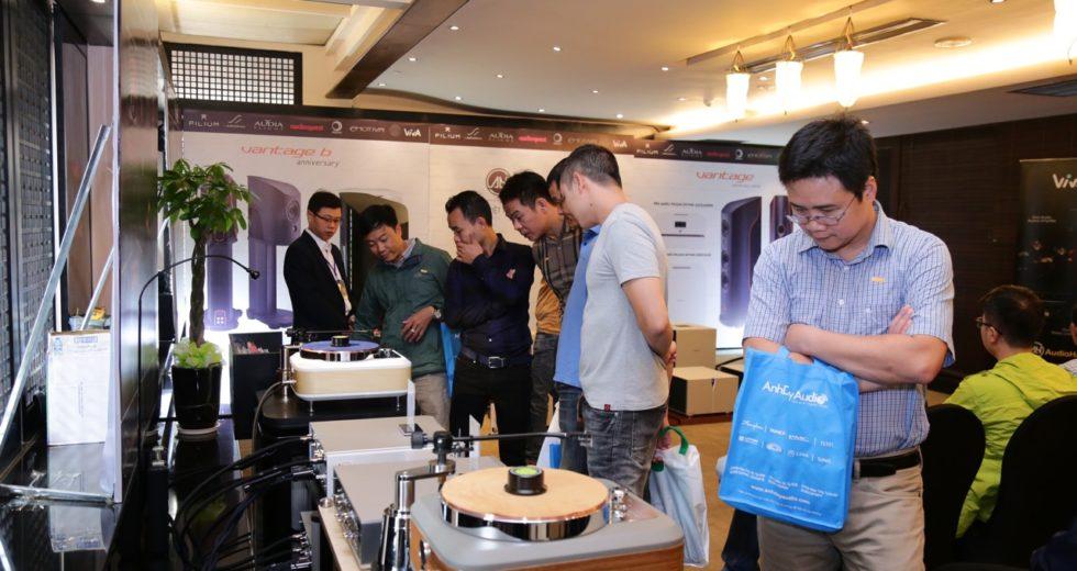 [Vietnam Hiend Show 2018 – Hà Nội] Hệ thống âm thanh đẳng cấp của Audio Hà Nội tại Vietnam Hiend Show 2018 – Hà Nội