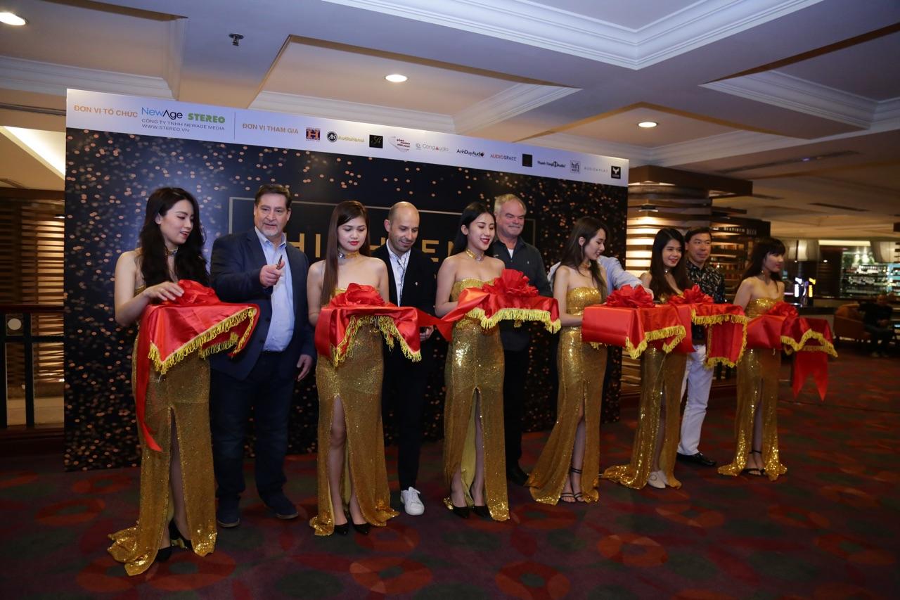 Vietnam Hiend Show 2018 dep
