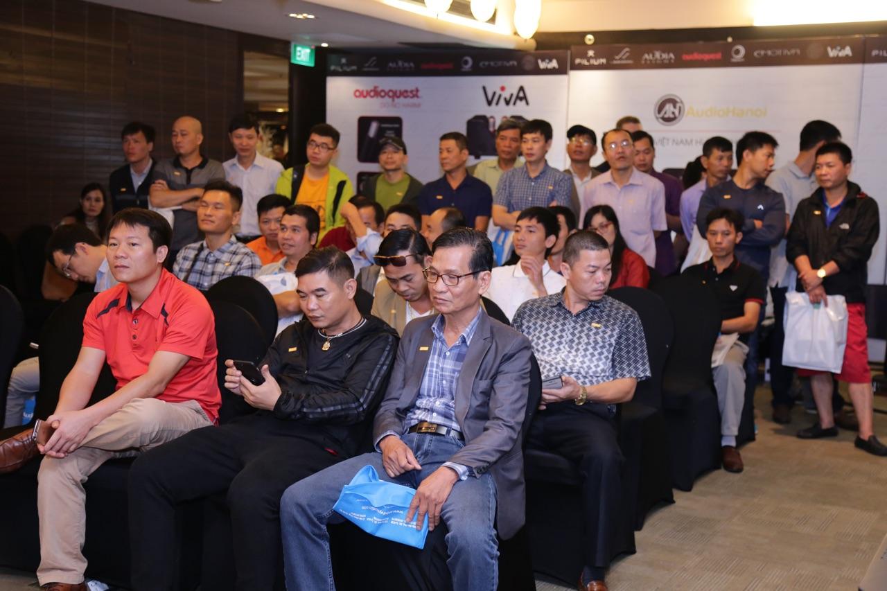 Vietnam Hiend Show 2018 uu viet