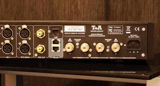 ampli T+A PA 2000R mat sau