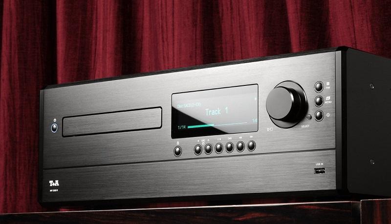 Triết lý tái tạo âm thanh độ phân giải cao của đầu SACD/CD T+A MP 2500 R