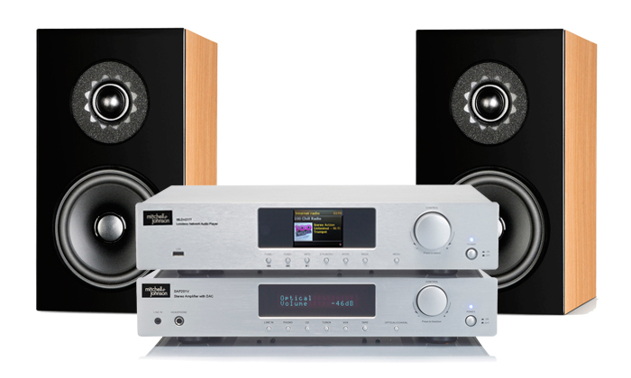 Đôi loa bookshelf Audio Physic Classic Compact nhỏ nhưng cực chất từ Audio Physic