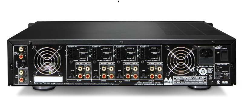 power ampli NAD CI 980 mat sau