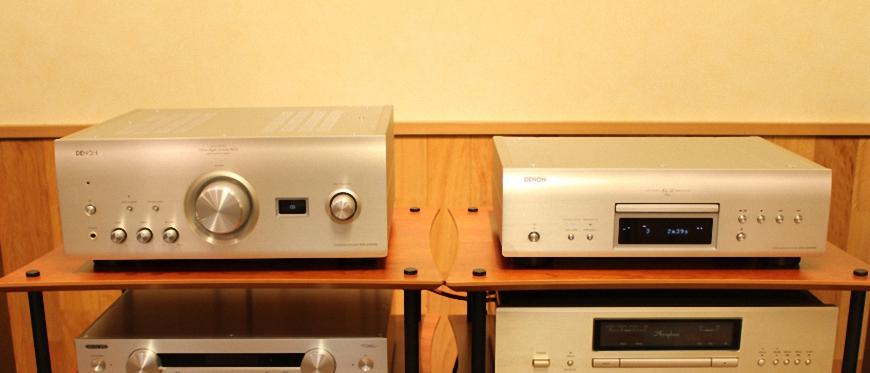 dau CD/SACD Denon DCD-2500NE dep