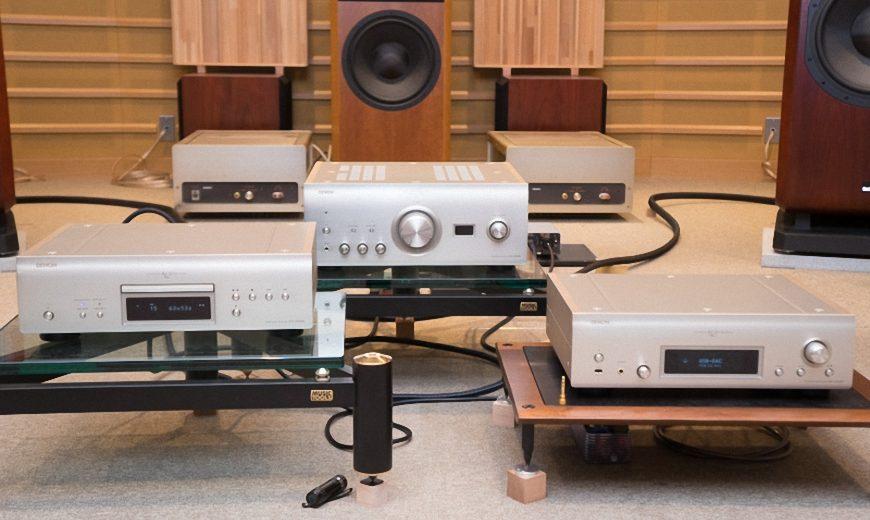 Đầu CD/SACD Denon DCD-2500NE: Mẫu đầu hiện đại cả trong thiết kế lẫn chất âm