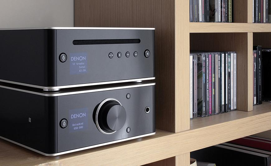 dau CD Denon DCD-50 tot