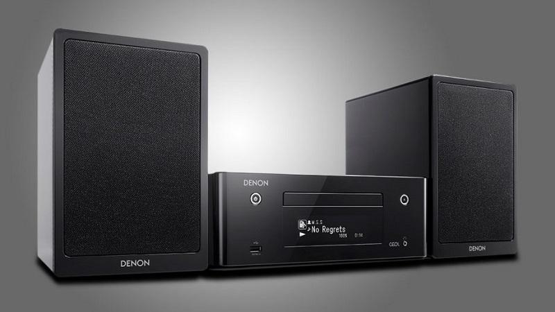 Đầu CD Denon RCD-N9: Mẫu sản phẩm đầu tích hợp ampli ấn tượng đến từ nước Nhật