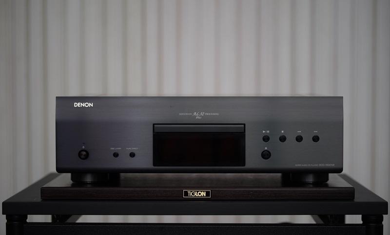 Chất âm ấn tượng đến từ mẫu đầu CD/SACD Denon DCD-1600NE của nhà Denon