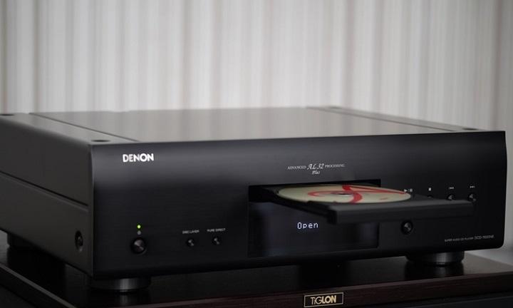 dau CD/SACD Denon DCD-1600NE dep