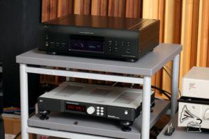 dau CD/SACD Denon DCD-1520AE dep