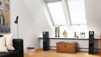 Phông cách nghe nhạc Đan Mạch đến từ mẫu loa Dali Zensor 5 AX