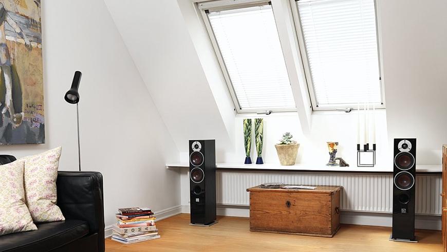 Phong cách nghe nhạc Đan Mạch đến từ mẫu loa Dali Zensor 5 AX