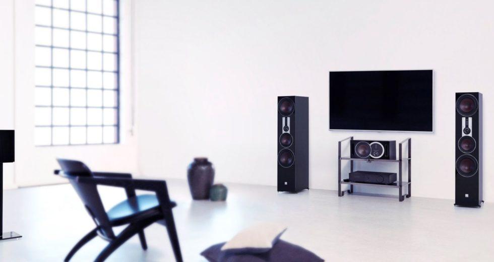 Phong cách nghe nhạc đến từ Đan Mạch của mẫu loa Dali Opticon 8