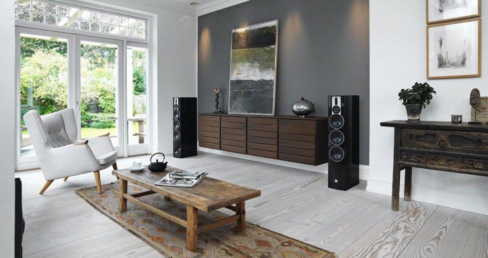 Loa Dali Rubicon 8: Đưa cảm xúc của audiophile khi nghe nhạc lên một nấc thang mới
