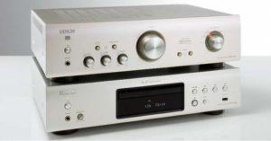 dau CD Denon DCD-720AE chuan