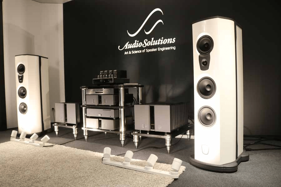 Loa AudioSolutions Virtuoso M dep