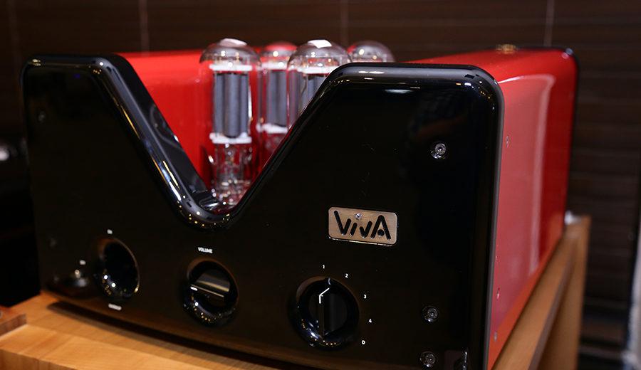 Ampli Viva Audio Solista ấn tượng với mọi thể loại nhạc