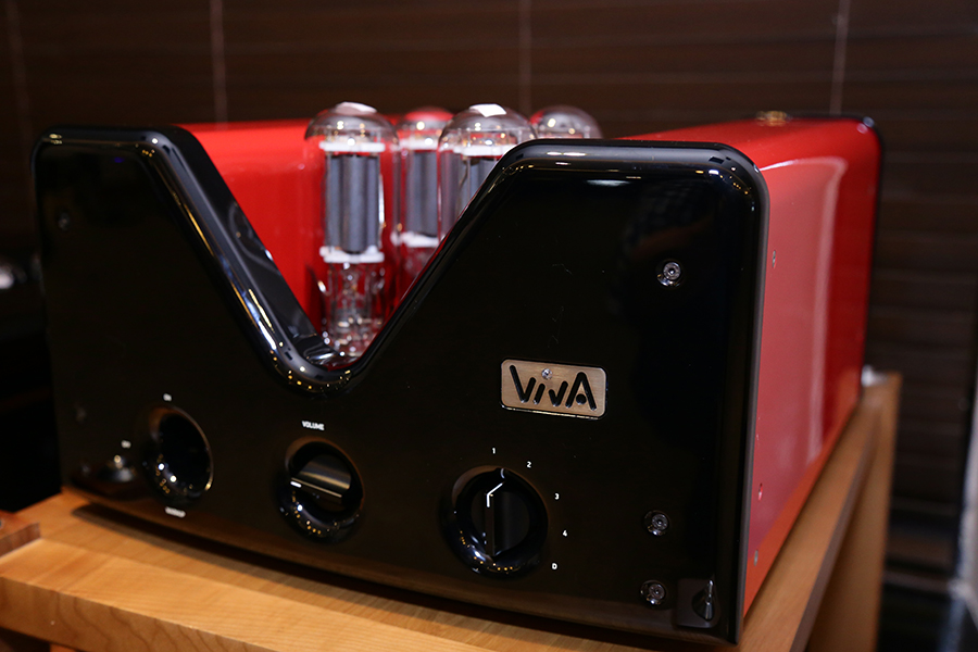 Ampli Viva Audio Solista MKIII chat