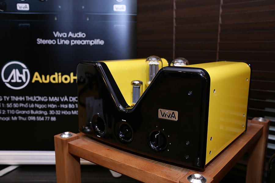 Ampli Viva Audio Solistino