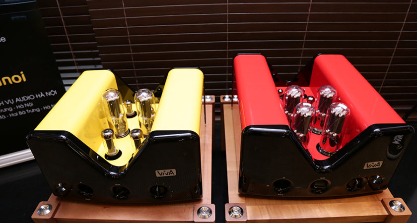 Ampli Viva Audio Solistino: thiết kế hoàn thiện mọi hệ thống âm thanh