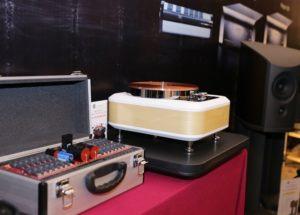Lựa chọn đầu đĩa than Torqueo Audio T-34 Exclusive C đẳng cấp nhất trên thị trường âm thanh