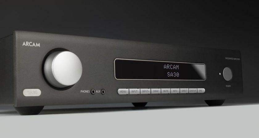 High End Munich 2019: Arcam ra mắt ampli tích hợp Arcam SA30 chất lượng hàng đầu