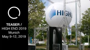 High End Munich Show 2019 dep