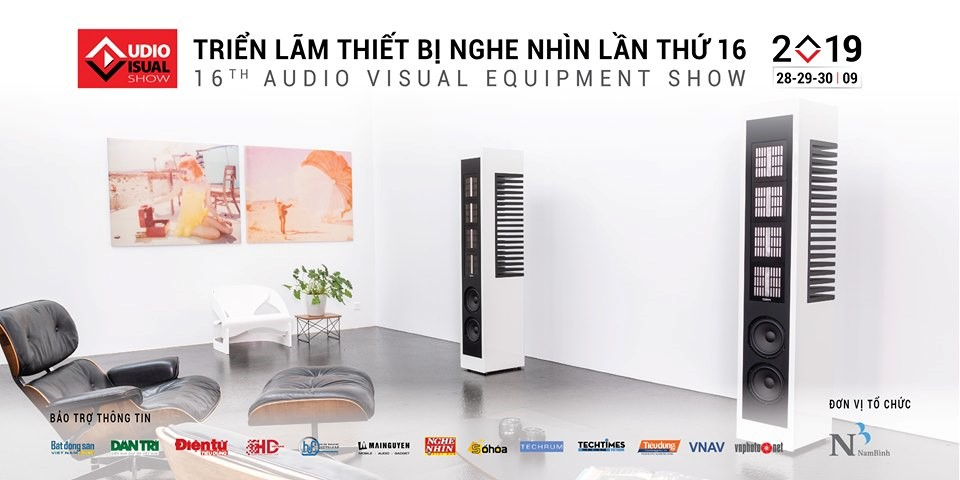 Ấn tượng với lần trở lại của AV Show 2019 lần thứ 16 tại Tp. Hồ Chí Minh