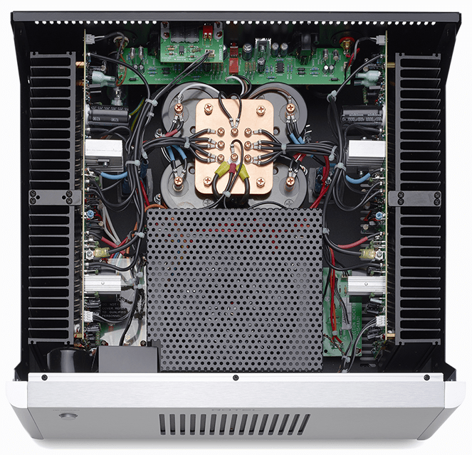power ampli rotel RB 1582 MKII chi tiet