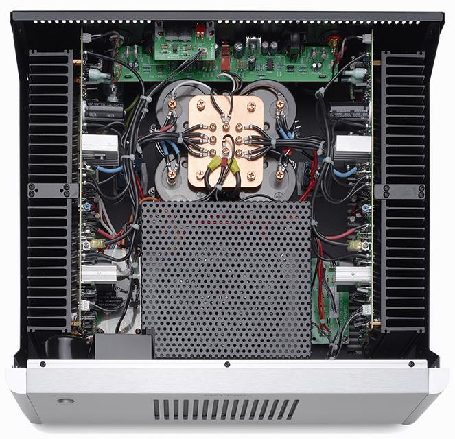 power ampli rotel RB 1582 MKII chi tiet