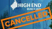 Triển lãm Munich High End 2020 chính thức bị hủy do ảnh hưởng nCovid 19