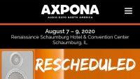 Sự kiện Axpona 2020 đã chính thức thay đổi thời gian tổ chức do ảnh hưởng từ dịch nCovid -19