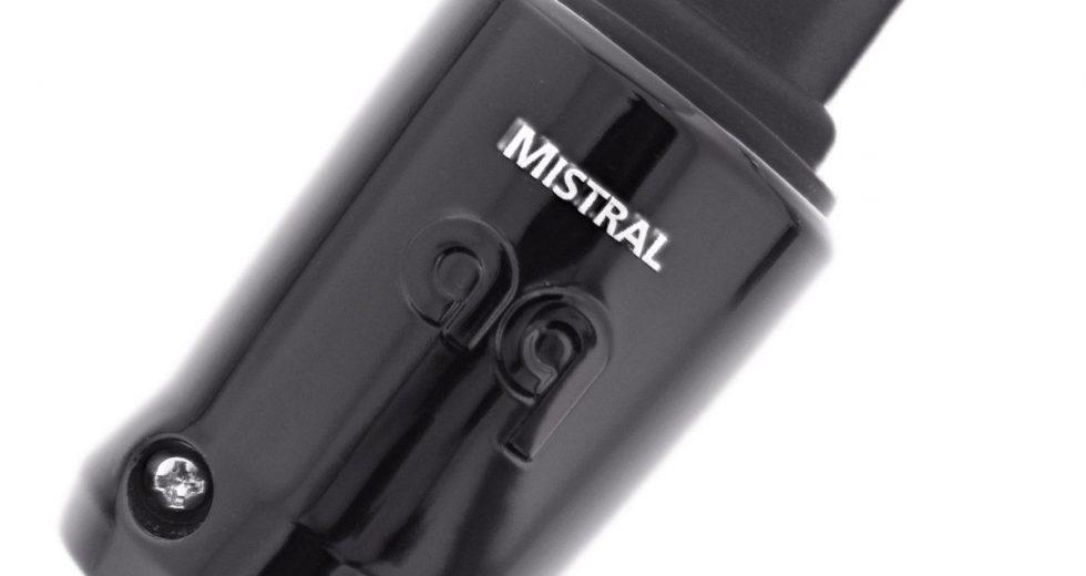 Dây nguồn cuộn AudioQuest Mistral: Mẫu dây tiện lợi cho mọi trường hợp kết nối âm thanh