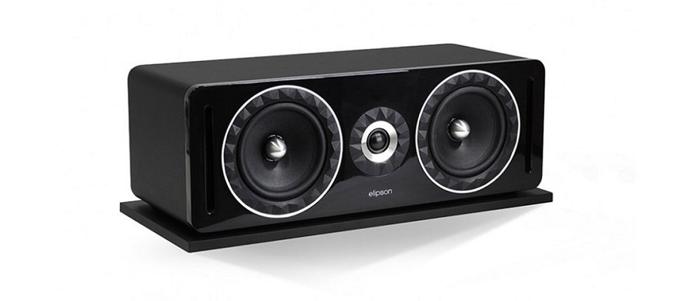 Loa Elipson Prestige Facet 14C – Trung tâm của mọi hệ thống âm thanh xem phim