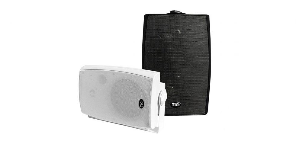 Loa TIC ASP90 – Chiếc loa treo tường đa năng của TIC Audio