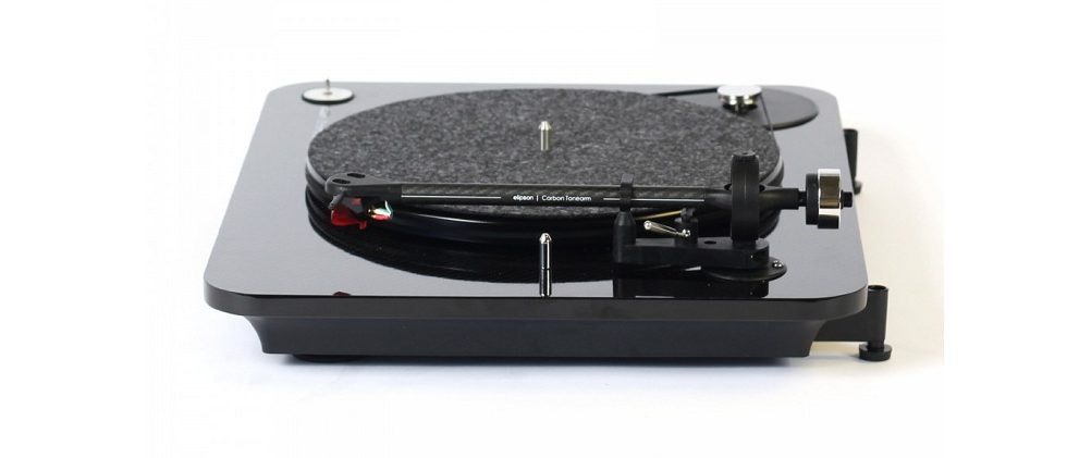 Đầu đĩa than Elipson Chroma Carbon – Mang thiết kế truyền thống cùng khả năng chơi tốt nhiều thể loại nhạc