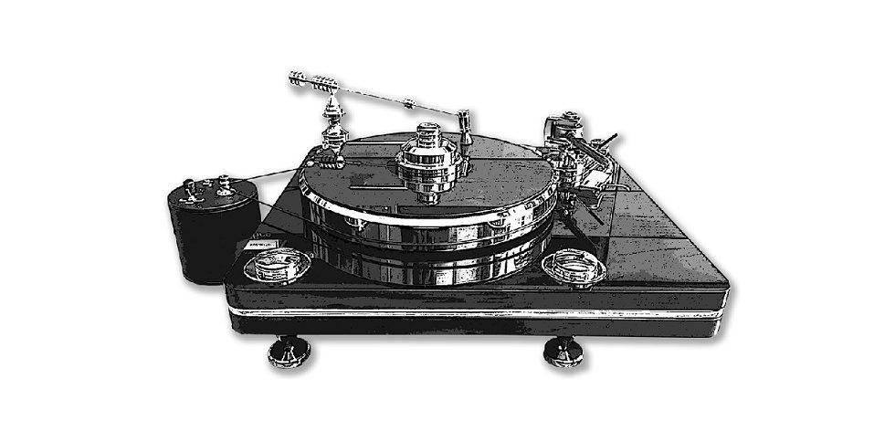 Đầu đĩa than Lucxar Optimus – Thiết kế tinh xảo, chất âm tinh tế