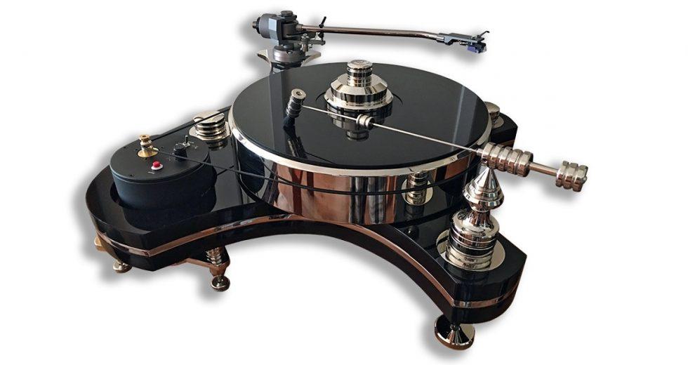 Đầu đĩa than Lucxar Zeitlos – Cái chất hiend hiện hữu ở mọi chi tiết từ thiết kế đến chất âm