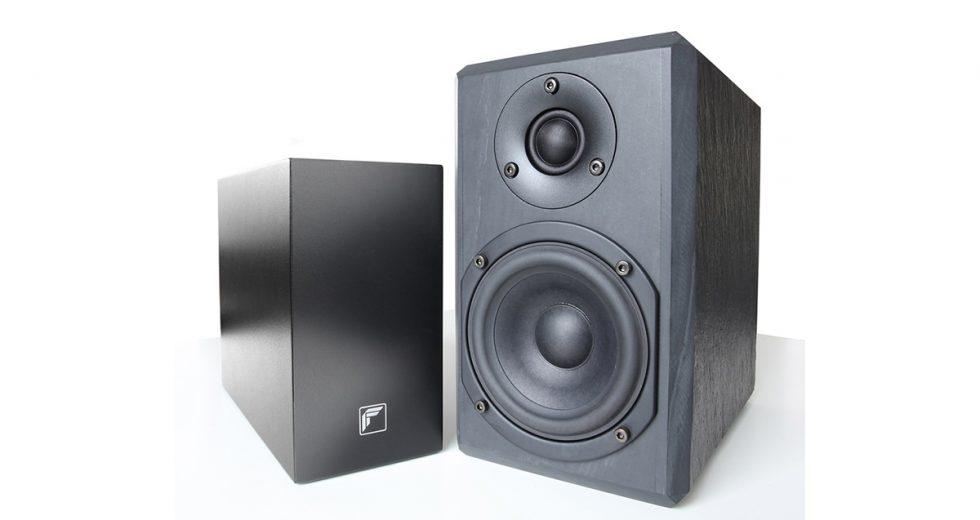 Loa Fischer & Fischer Klein là giải pháp nghe nhạc tuyệt hảo cho không gian cỡ nhỏ