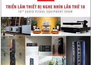 [AV SHOW 2020] Sự kiện Audio Visual Show lần thứ 18 tại Tp. Hồ Chí Minh sắp diễn ra