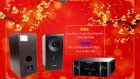 Linh đình tiệc sale cuối năm cùng Audio Hà Nội chào đón 2021