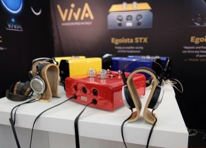 Ampli Viva Audio Egoista STX: Xu hướng thưởng thức âm thanh chất lượng cao qua ampli đèn