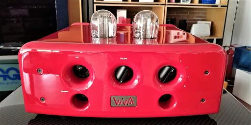 Ampli Viva Audio Egoista STX truoc