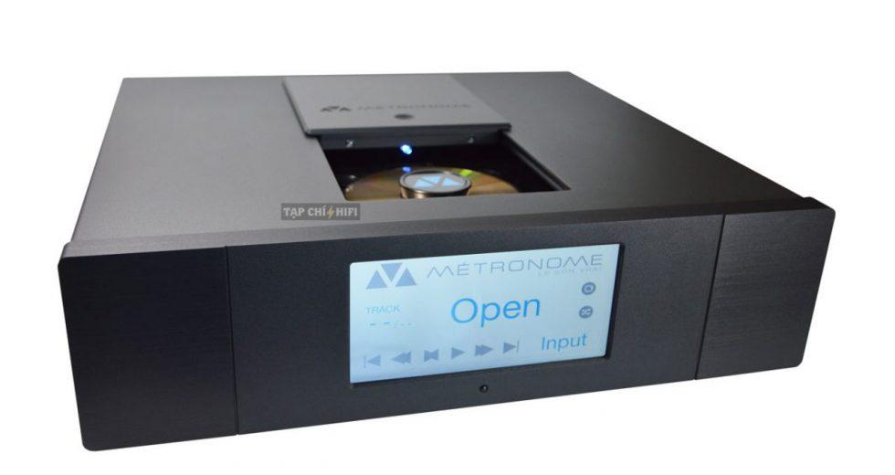 Tại sao mẫu đầu CD/SACD Metronome AQWO đến từ Pháp lại được ưa chuộng ?
